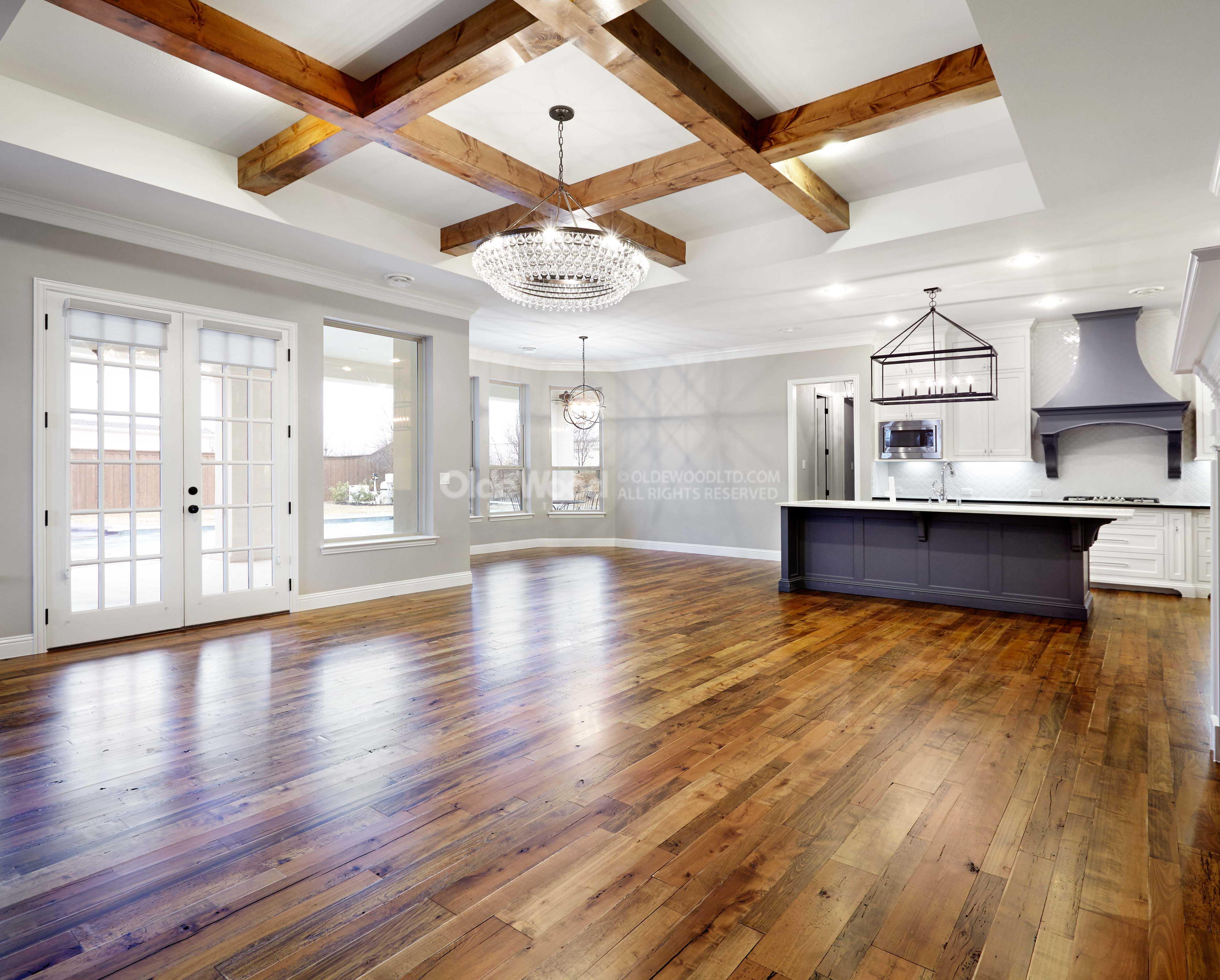 Antique Reclaimed Wood Flooring Olde