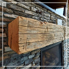 Fireplace<br />Mantels