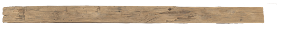 275 - Hand Hewn Mantel - 89 in