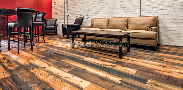 Blog archive for Tobacco pine flooring