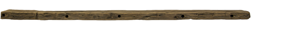 SALE $200 OFF - Hand Hewn Mantel - 85 in