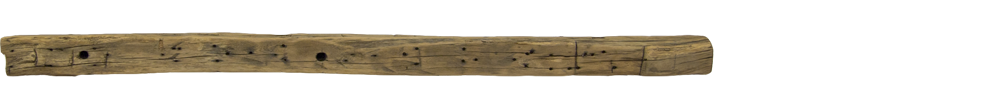 323 - Hand Hewn Mantel - 72 in