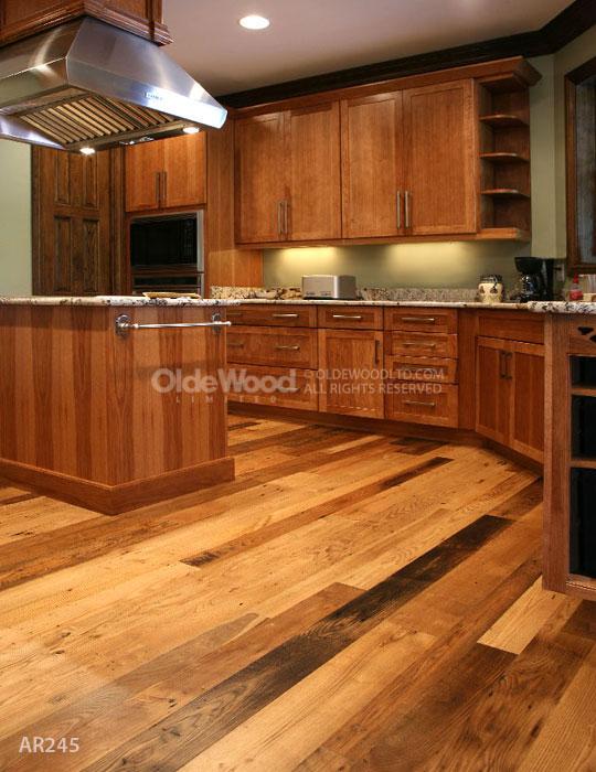 Reclaimed Chestnut Flooring Wide Plank Chestnut Floor Olde Wood