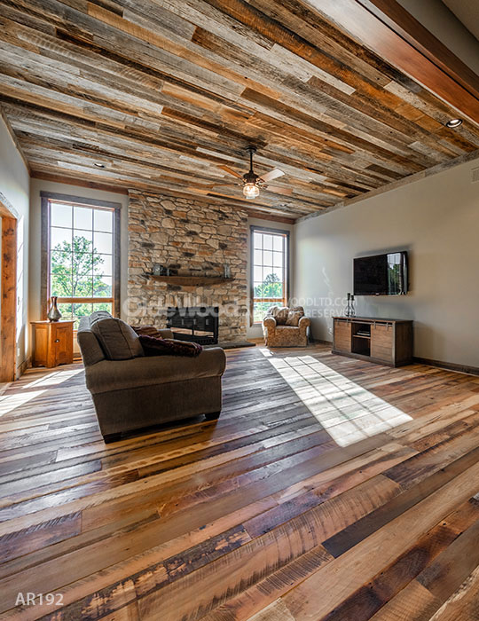 Reclaimed Historic Plank Flooring Rustic Wood Floor Olde Wood