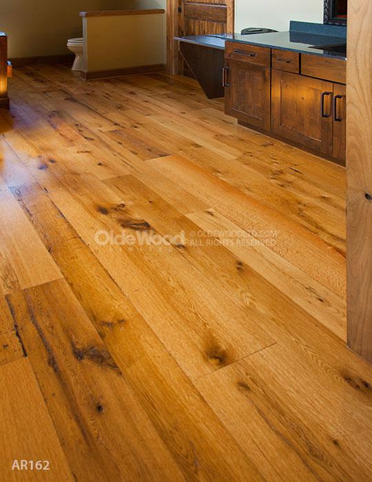 Wide Plank White Oak Flooring Reclaimed Resawn Oak Olde Wood