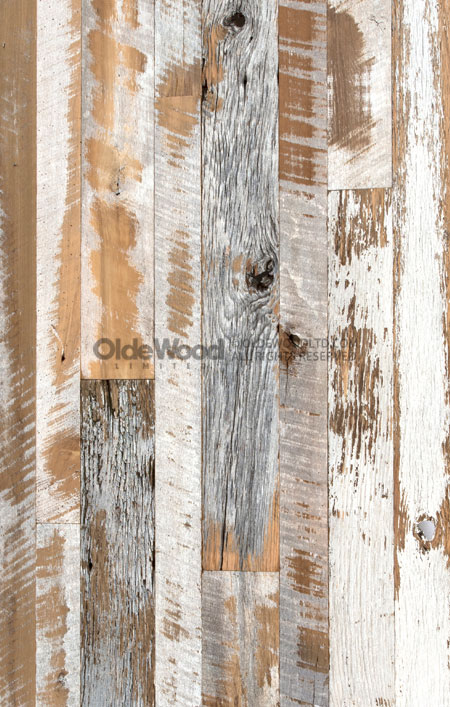 Creme Barn Siding Distressed Collection Olde Wood