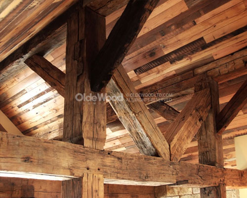 - Barn Beams Reclaimed Timber Reclaimed Wood Beams Olde Wood