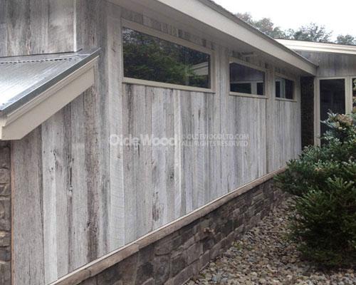 Pre finished barn siding for Prefinished siding