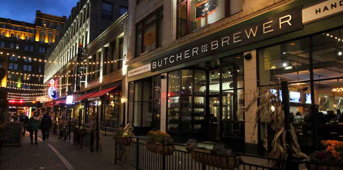 Project Spotlight - Butcher and the Brewer