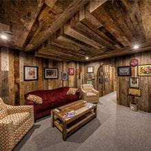 Reclaimed Wood Plank Floors and Siding | Olde Wood Ltd