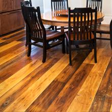 Reclaimed Wood Plank Floors And Siding Olde Wood Ltd