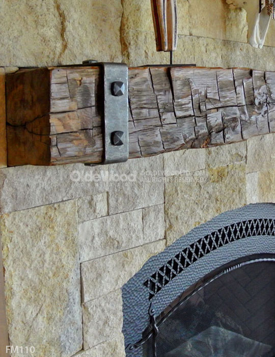 - Reclaimed Fireplace Mantel Rustic Fireplace Mantels Ohio Mantels