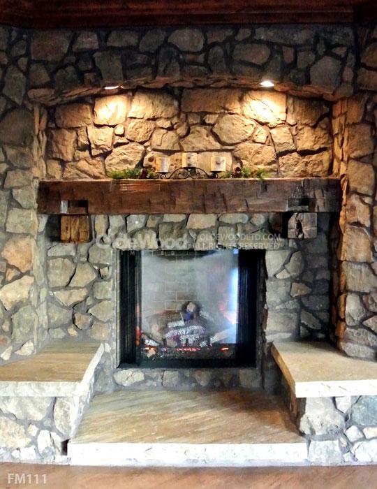 Photos Of Reclaimed Wood Fireplace Manels Olde Wood Ltd