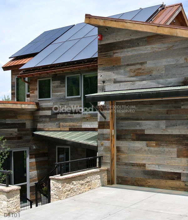 Attrayant Antique Barn Siding: A Naturally Beautiful Product Ideal For Wall And  Ceiling Treatments.