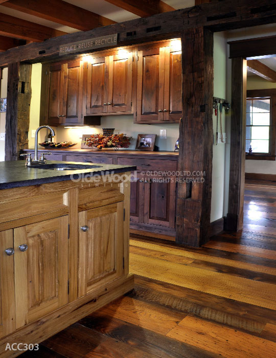 Barn Wood Fireplace Quotes