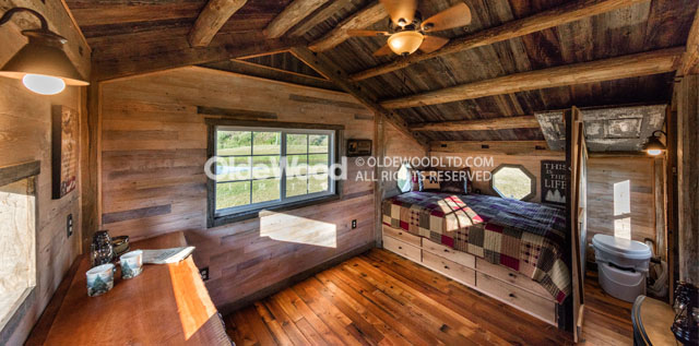Introducing Primitive Tiny Homes by Olde Wood
