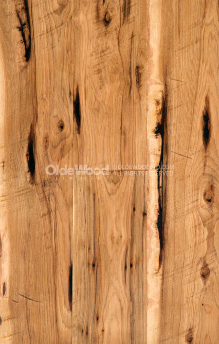 Rustic Hickory Flooring Rustic Wide Plank Flooring