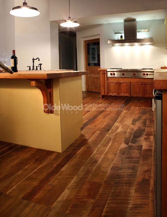 Wide Plank Pioneer Cherry Flooring Rustic Cherry Flooring Olde Wood