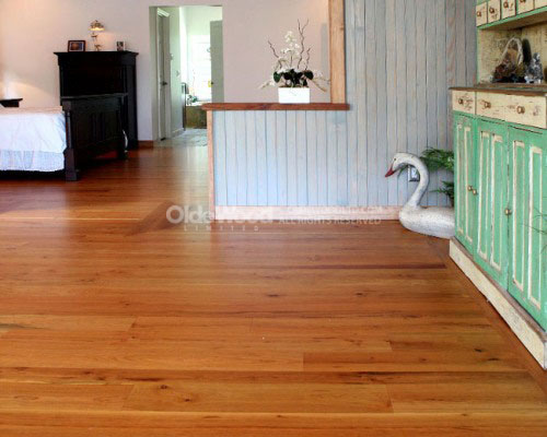 Traditional Plank Cherry Flooring