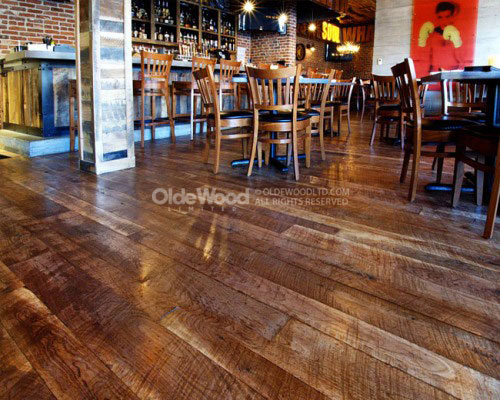Traditional Plank Wood Flooring Wide Plank Flooring