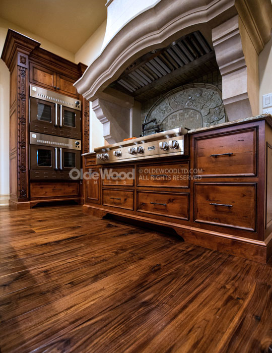 Walnut Flooring Wide Plank Olde Wood Ltd