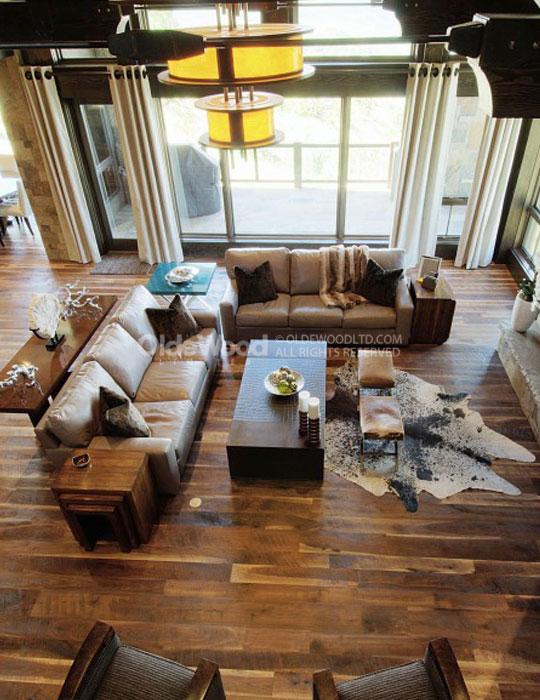 Gunstock Walnut Plank Flooring | Walnut Hardwood Flooring ...